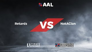 Retards vs NotAClan
