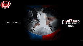 Первый мститель Противостояние   Русский Трейлер 2016