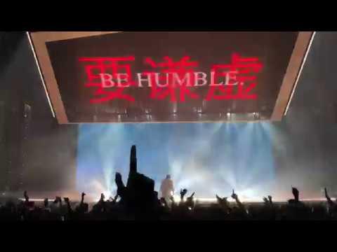 KENDRICK LAMAR | HUMBLE. [Live At Paris DAMN. World Tour 2018]