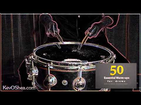 Essential Drum Rudiments | 4 Stroke Ruff