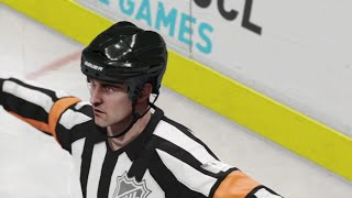 REFS make AWFUL Calls (NHL 15 Clips)
