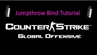 CS:GO Jumpthrow Bind Tutorial [german/deutsch] [die 100% sichere Smoke]   AJM
