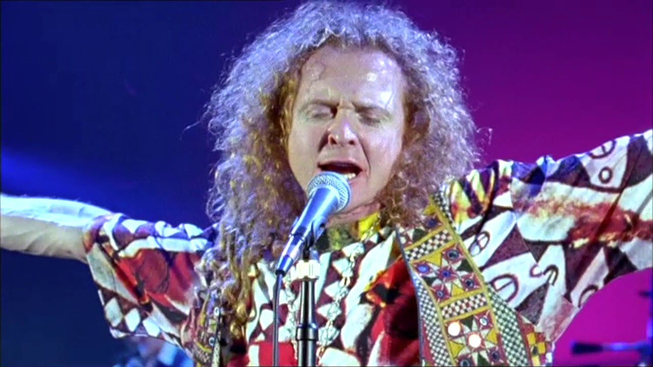 Simply Red Freedom Live In Hamburg 1992 Youtube