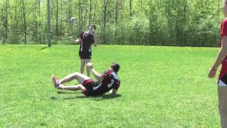 Boys VS Girls Rugby(flipped)