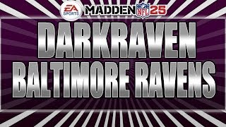 Madden 25 | Baltimore Ravens Team Breakdown | Madden 25 Draft Talk | Madden 25 Tips