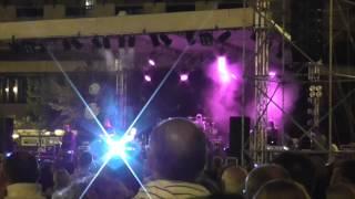 Concerto di Fausto Leali a Foggia - 15/08/2014