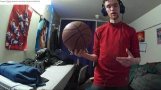 Spalding NBA Super Tack Soft Basketball Review