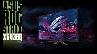[Cowcot TV] Présentation écran Gamer ASUS ROG STRIX XG438Q