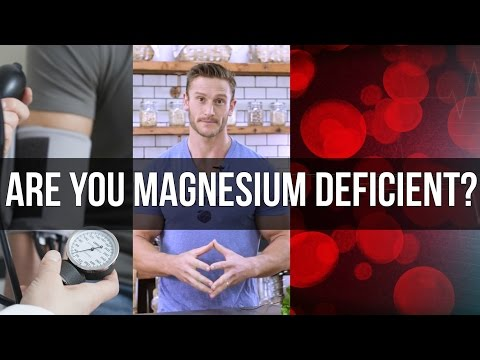 Magnesium Deficiency | Are You Magnesium Deficient?: Thomas DeLauer