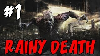 "RAINY DEATH ZOMBIES! [1] ★ ""FANTASTIC City Scape with CS:GO Weapons"" (CoD Custom Zombies Maps/Mods)"