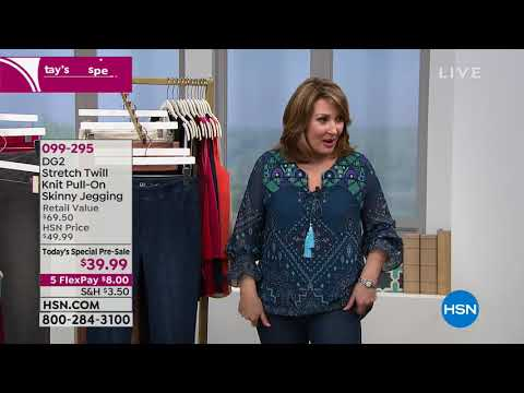 Hsn The List With Colleen Lopez 01 03 2019 10 Pm Youtube