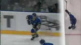 Hockey-VM 1995-2000 De snyggaste Tre Kronor-målen