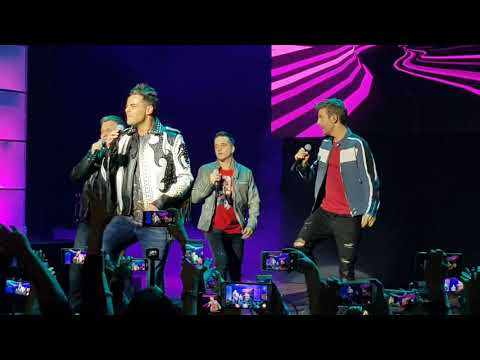 Take on Me - A1 live in Manila 2018 Day 2