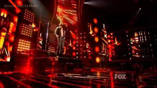 Leroy Bell I Still Haven't Found What I'm Looking For X Factor USA Top 11 YouTube2