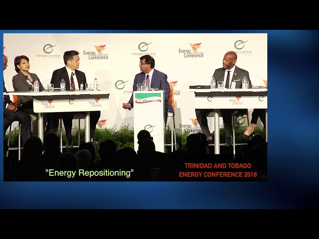 Energy Repositioning - NGC President at TT Energy Conference 2019