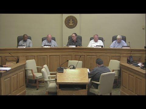 6/27/17 Code Enforcement & Nuisance Board Meeting