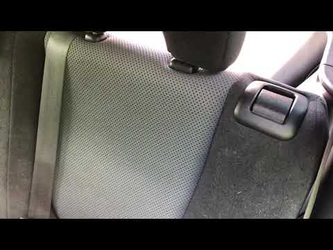 How Do You Fix a Broken Rear Seat Latch on a Honda Fit?