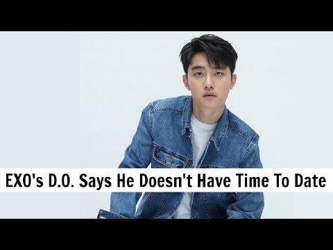 exo d o dating rumor