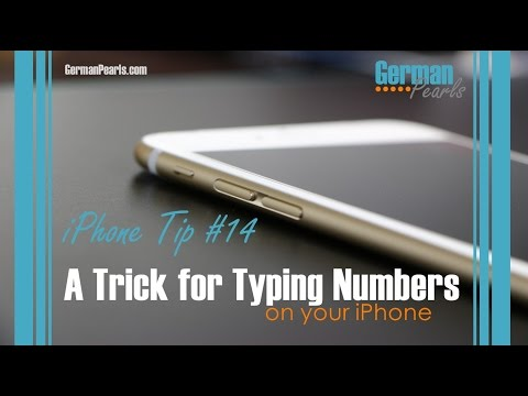 Iphone Tip Iphone Typing Tips