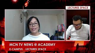 MCN ACADEMY - E-CAMPUS @ LECTURES - SPACE