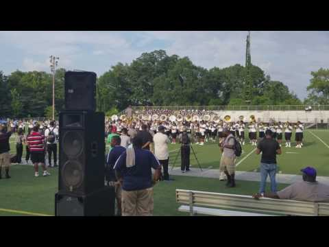 337 All-Star Band (Round 1) in Jackson,Mississippi for Independence Showdown