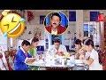 Venkatesh Ultimate Food Comedy Scene | Telugu Videos | Show Time Videos