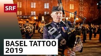 Basel Tattoo 2019 | SRF Musik