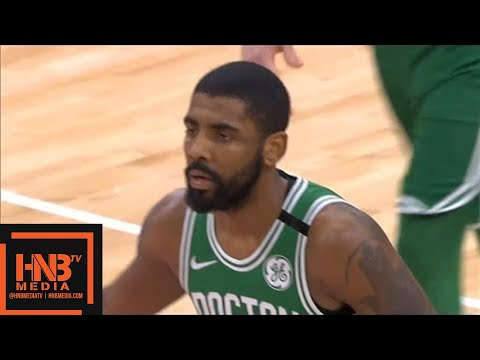 Boston Celtics vs Detroit Pistons 1st Qtr Highlights / Feb 23 / 2017-18 NBA Season