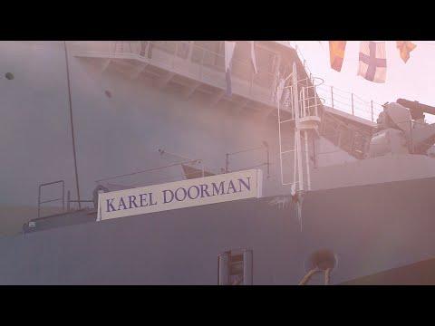 Doop Joint Support Ship Karel Doorman
