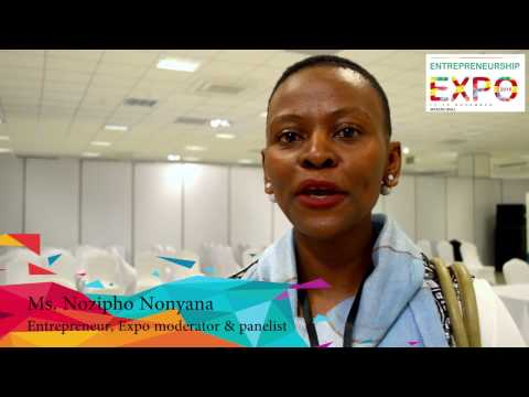 Entrepreneurs expo Maseru, Lesotho 2016(speed mentoring Part 1)
