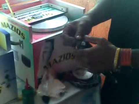 Como Amolar Maquininha De Cortar Cabelo Em 10 Seg Parte 09 Youtube