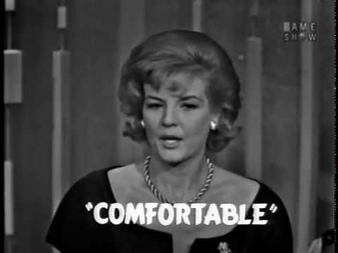 PASSWORD 1962-09-16 Marjorie Lord & Danny Thomas