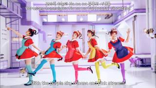 Red Velvet - Huff n Puff (eng sub + romanization + hangul) [HD]