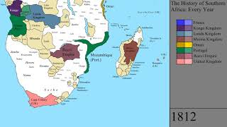 The History of Southern Africa: Every Year