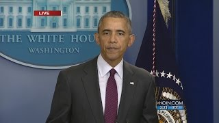 President Obama comments on shooting at Umpqua Community College