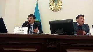 Вице-министр сельского хозяйства о подкарантинной продукции из Кыргызстана(, 2017-11-03T12:41:44.000Z)