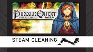 Steam Cleaning - PuzzleQuest: Challenge of the Warlords