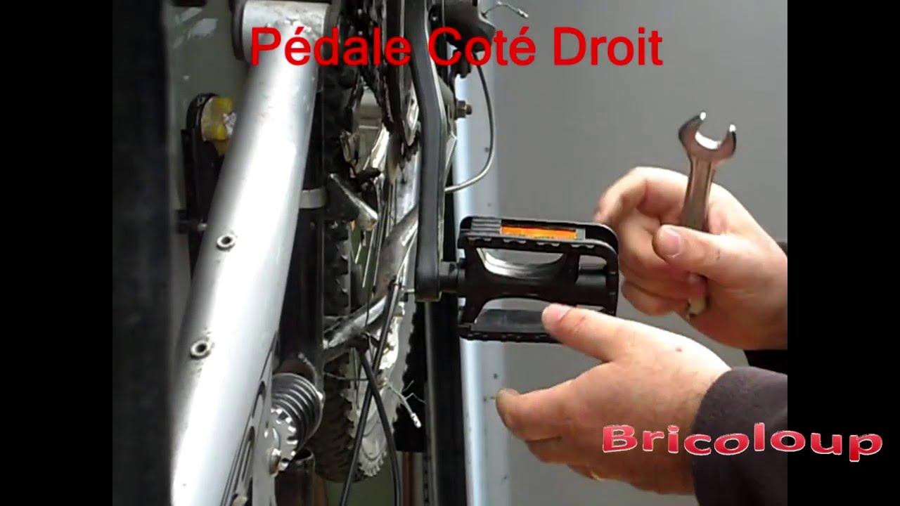 Comment démonter et monter des pédales de vélo