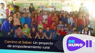 Camino al Saber, una esperanza educativa en el sector rural