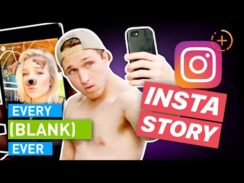 Instagram Stories & Other Disasters