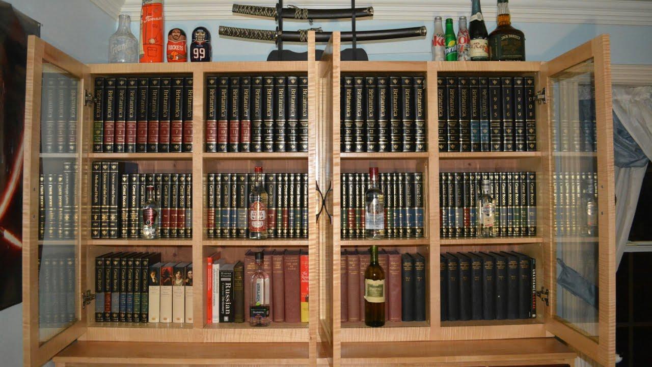 Comic Book Storage Bookcase