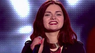 "The Voice of Poland IV - Klaudia Baca - ""Varsovie"" - Przesłuchania w ciemno"