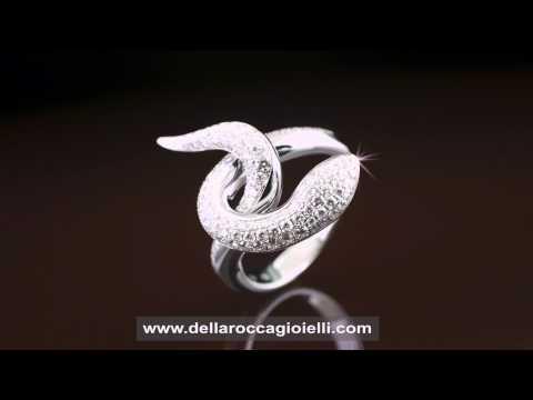 Fantasia Anelli Perle | della Rocca Gioielli