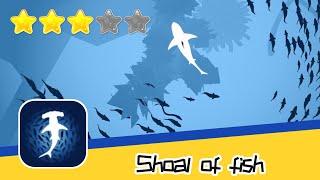 Shoal of fish Walkthrough Take control of a predator! Recommend index three stars screenshot 4