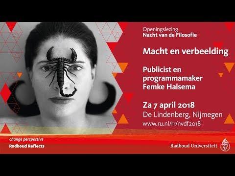 Macht en verbeelding | Openingslezing door Femke Halsema