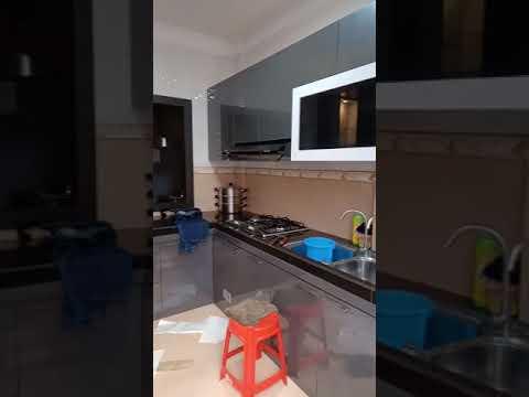 Kitchen Set Dan Minibar Minimalis