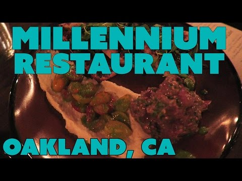 Millennium Restaurant - Vegan Review