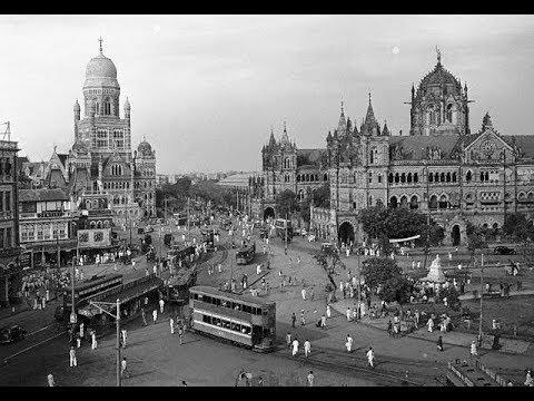 Bombay/Mumbai city in the year 1930's