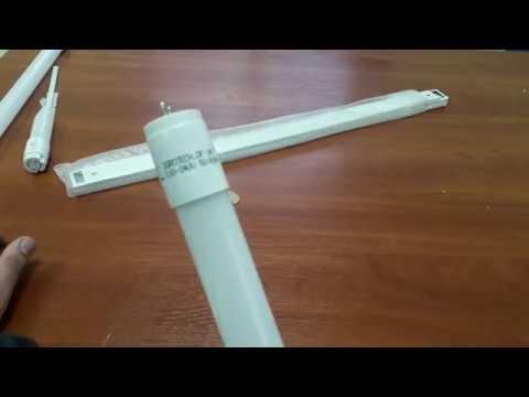Лед лампа Т8- 9ватт