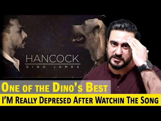 Dino James HANCOCK Reaction | A Very Emotional and Depressing Song